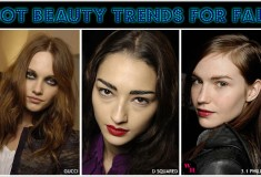 Trend Report: Hot Beauty Trends for Fall/Winter 2008/2009