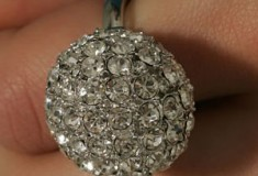 Kenneth Jay Lane 'Disco Ball' Ring
