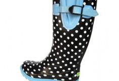 Pluey's 'Lotsa Dots' Puddle Stompers