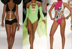 Haute Off the Runway: Gottex Spring 2009