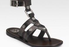 Tory Burch 'Briza' Gladiator Sandal