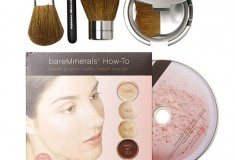 Makeup Counter Makeover: Bare Minerals / Bare Escentuals: Getting Started Kit