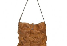 Henry Cuir 'Puzzle Tote'