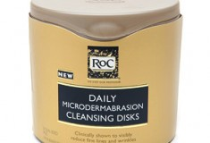 Beauty Review: RoC Daily Microdermabrasion Cleansing Disks