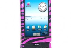 Amzer Magenta Safari Snap-On Case