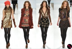 Nanette Lepore – Fall 2009 Fashion Week