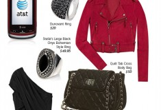Sponsored Post: AT&T Wants to Know Which Style Are You – Glam Grunge Goddess?