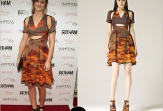Haute or Not – Leighton Meester in Christopher Kane
