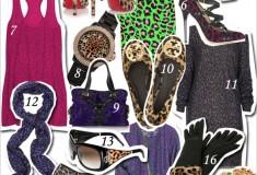 Haute trend alert: leopard print