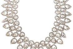 Bridal bauble – the bib necklace