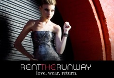 Rent the Runway: haute couture that you love, wear and return