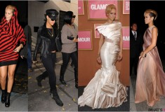 Star style: Rihanna and her multiple wardrobe changes