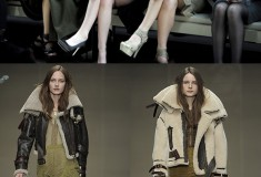 Burberry show and the front row at London Fashion week and more on Weekly Shopping and Goodies