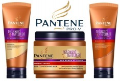 Haute review: Pantene Pro-V Relaxed & Natural products for Women of Color