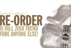 What I want for Fall: shoes, boots and bags from Nine West – and pre-order on Facebook now