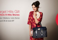 John Derian, Mulberry and Tucker for Target – all coming to Gilt!