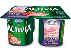 Looking good and feeling good with Activia by Dannon