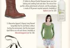 Sponsored post: Eco-chic must-haves, presented by Timberland