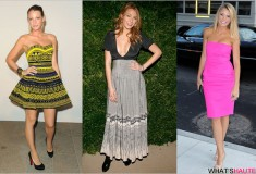 The top ten female celebrity fashion and style influencers of 2010