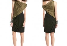 Wondering what to wear for New Year's Eve? The RACHEL Rachel Roy Martini with a Twist Dress is cocktail party-perfect