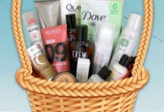 Wishpot and Stockn'Go are giving away baskets of beauty products valued at $250!