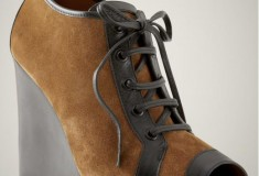 On sale now: Design Editions by Pierre Hardy for Gap boots