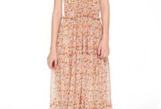 Sneak a peek at one of Derek Lam's exclusive dresses for eBay!