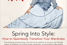 Sponsored: Seamlessly transition your wardrobe and spring into style – presented by H&M