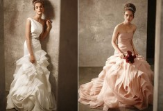 Vera Wang designs haute couture gowns on the cheap for 'White by Vera Wang' at David's Bridal