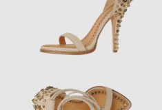 Spring buys: Chloé Aurore Leather Tote, Givenchy's snakeskin and studs sandals, Adrianna Papell for E! and more on Weekly Shopping and Goodies