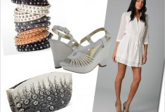 Linea Pelle jewelry, Fossati's exotic bags, 5 best Spring dresses and more on Weekly Shopping and Goodies
