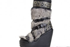 Ash Fall/Winter 2011 shoes and outerwear are a rocker-chic lover's dream