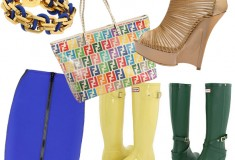 5 best Spring sweaters, fabulous Jimmy Choos, win a BB Dakota trench and more on Weekly Shopping and Goodies