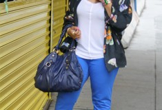 My Style: Butterfly Sunday (Zara kimono blazer and pegged pants + Abaco Paris bag)