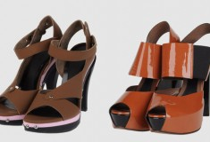 Haute obsession: Marni platform sandals and wedges