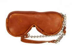Would you wear: Topshop's Tan Shaped Sunglasses Pouch