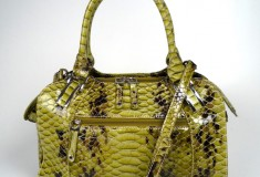 barr-+-barr-handbags-green-snake-embossed-top-handle-satchel