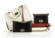 Chanel launches line of 'Boy' bags for Fall