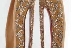 Christian Louboutin Creates 8-Inch Stiletto/Ballet Flat Hybrid Shoe for English National Ballet