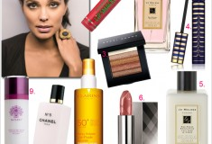 Get Rachel Roy's haute summer beauty look!