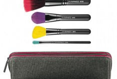 M.A.C. Cine-Matics face brushes
