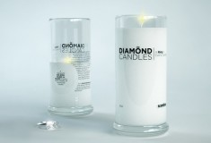 Diamond Candles put a ring IN it