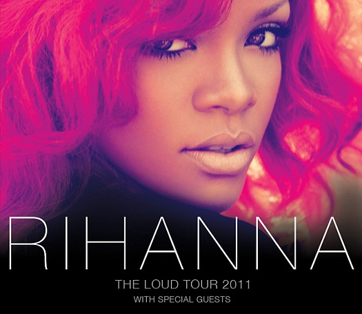 Rihanna The Loud Tour