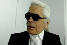What we're watching – A Fashion Mind: Karl Lagerfeld