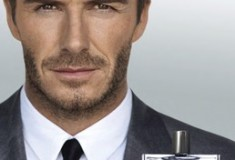 Haute Fashion + Beauty Roundup: David Beckham's new cologne, Kim Kardashian Sues Old Navy, Versace no Longer Selling Sandblasted Denim and more