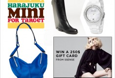 Win a $250 Giftcard from SSENSE, see Alexander Wang's 2012 Resort handbags, shop hot white summer watches and more on Weekly Shopping and Goodies