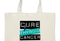 Cure thyroid cancer bag