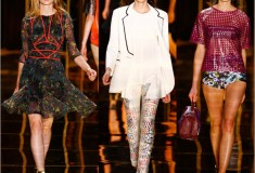 Haute off the Runway: Cynthia Rowley Spring 2012 collection #NYFW #MBFW