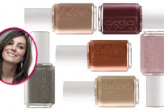 Kate Middleton inspires Essie's Fall 2011 nail polish collection named after handbags