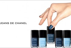 Something blue: Les Jeans de Chanel limited-edition nail polish
